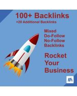 Starter - 100+ High Quality Backlinks