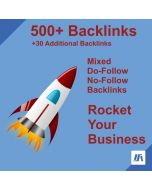 Premium - 500+ High Quality Backlinks