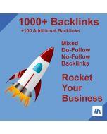 Business - 1000+ High Quality Backlinks